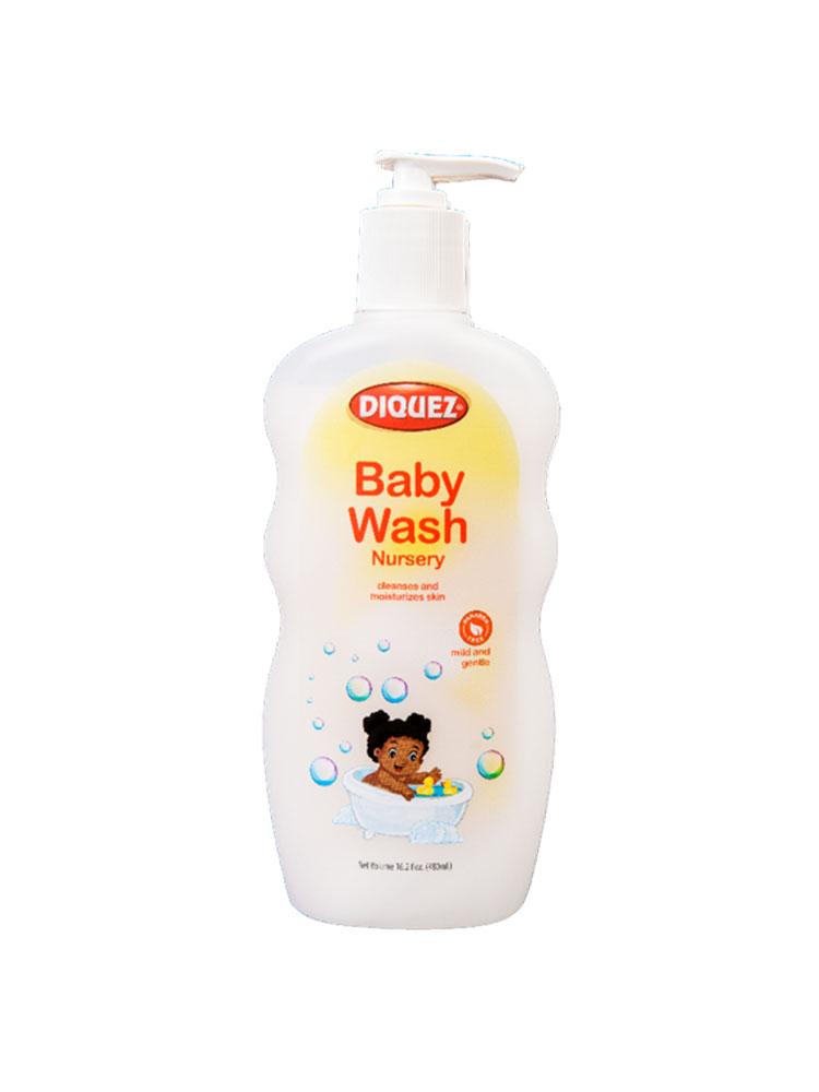 Diquez Nursery Baby Wash