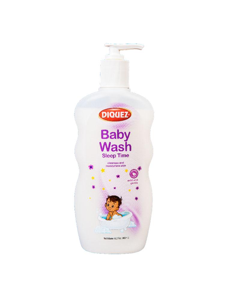 Diquez Sleep Time Baby Wash